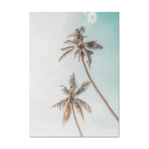 California-Beach-Summer-Wall-Art-Print-palm-trees
