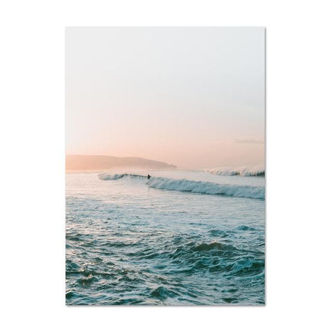 California-Beach-Summer-Wall-Art-Print-surfing-waves
