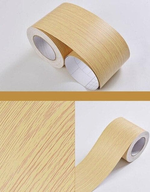 Modern Baseboard Wallpaper Skirting Wood