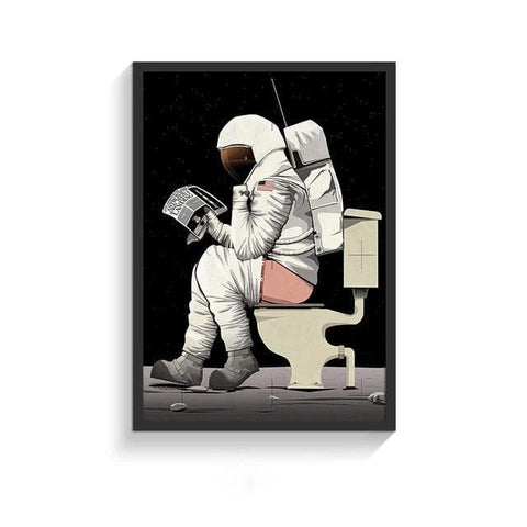 Funny-Super-Heroes-Toilet-Poster-astronaut