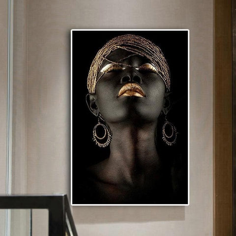 Black-African-Woman-Canvas-Art-Print-2