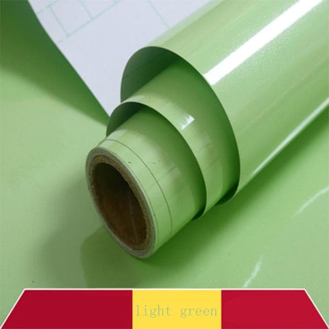 light green wallpaper roll