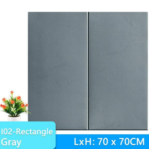 3D-Wallpaper-rectagel-tile-gray