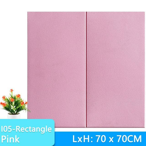 3D-Wallpaper-rectagle-tile-pink