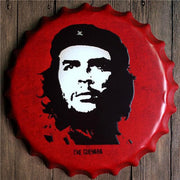 Retro-Metal-Bottle-Cap-Wall-Sign-Plaque-che-guevara