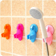 Creative-Strong-Sucker-Shower-Holder-Hanger-Plastic-all-4-colors