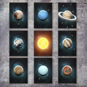 Planets-Wall-Art-Canvas-Painting-Print-9-planets