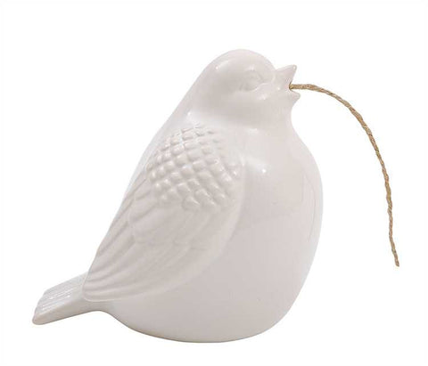 Ceramic Bird Twine String Holder