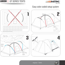 Load image into Gallery viewer, NTK TENT - Laredo GT 8-9