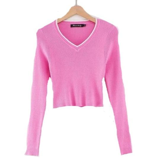 glambear Pink / S Polly Top