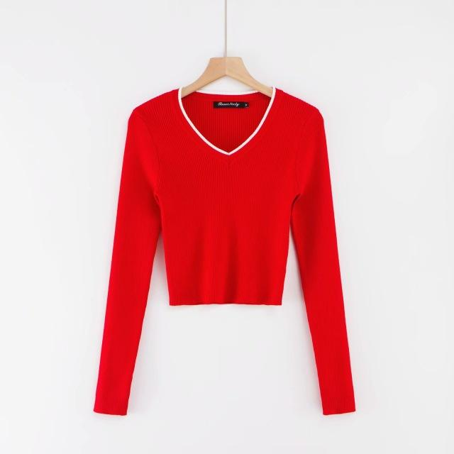 glambear Red / S Polly Top