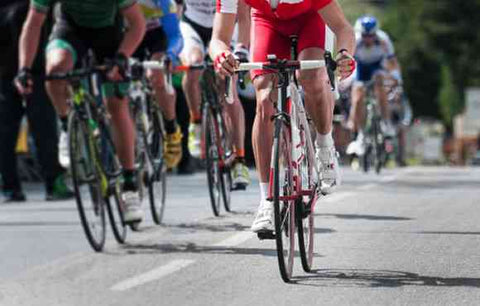 Endurance cycling requires training and practicing your race-day routine, don't forget to test and practice your fueling strategy as well. Photo Source: active.com