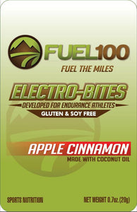 Apple Cinnamon Electro-Bites