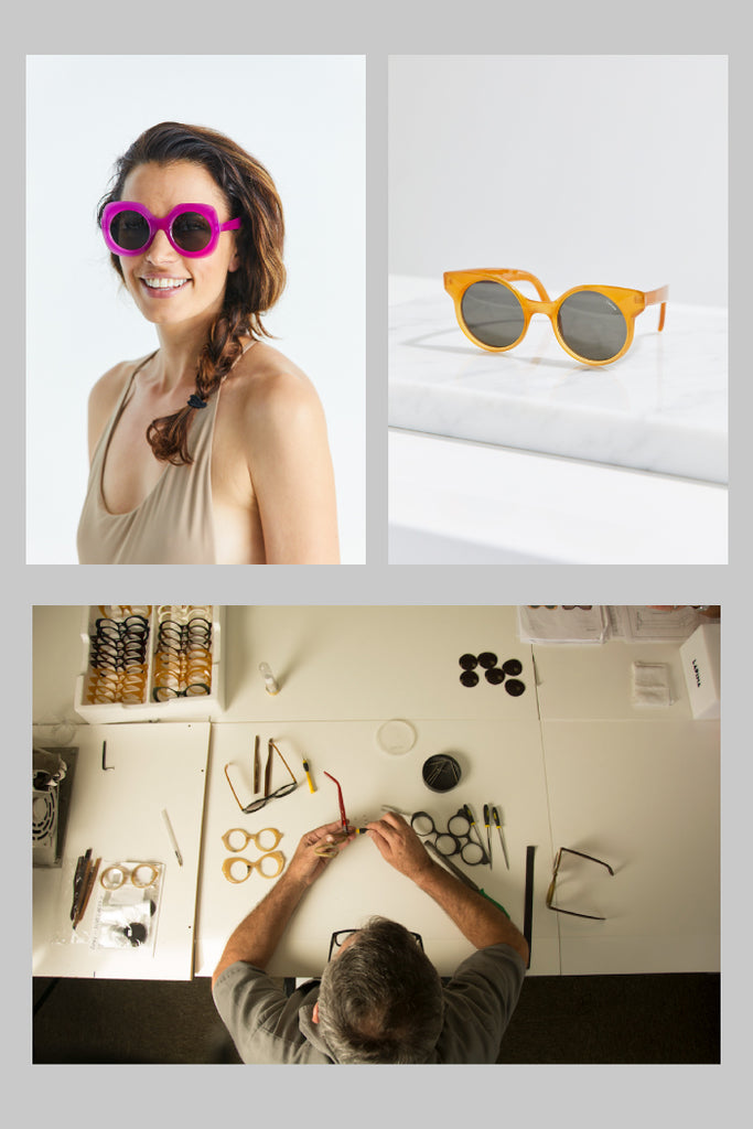 Sunroom Q+A: Lapima Sunglasses