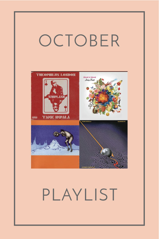 The October Playlist