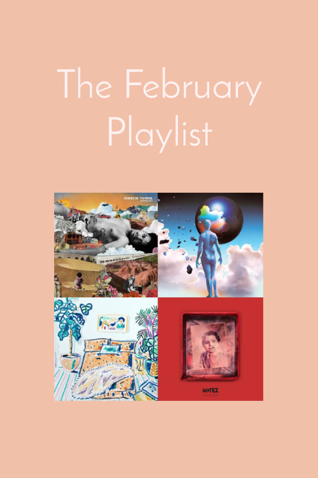 The February Playlist