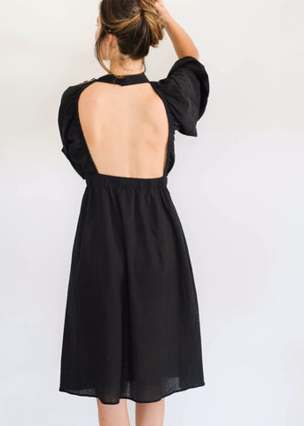 Aurora Backless Dress