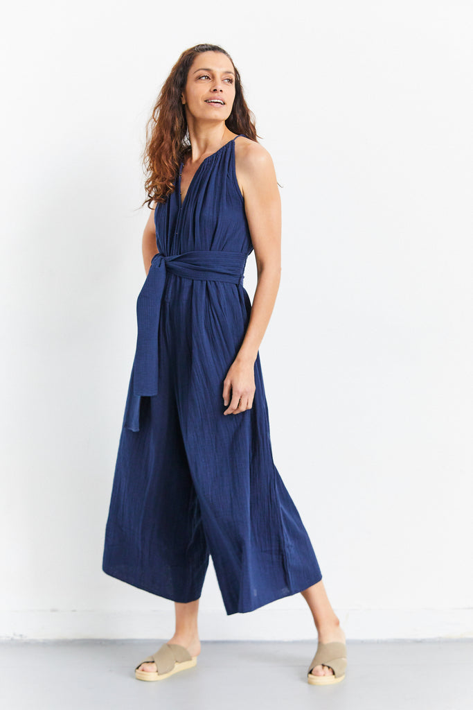 Sleeveless Isla Jumpsuit