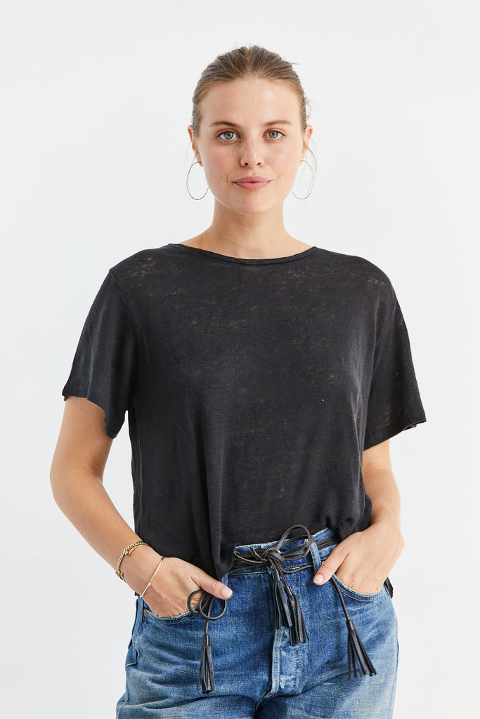 Cropped Tee