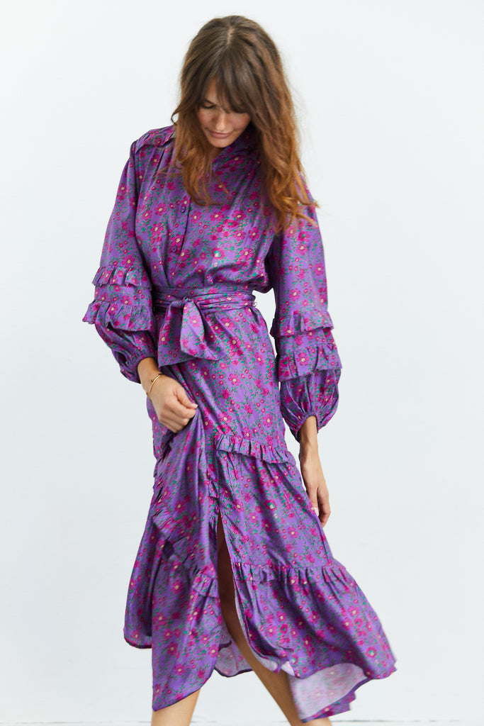 Gracia Flamenca Dress