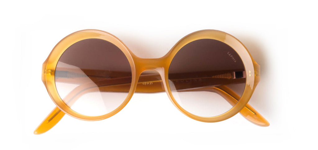 Carolina Sunglasses, Amber