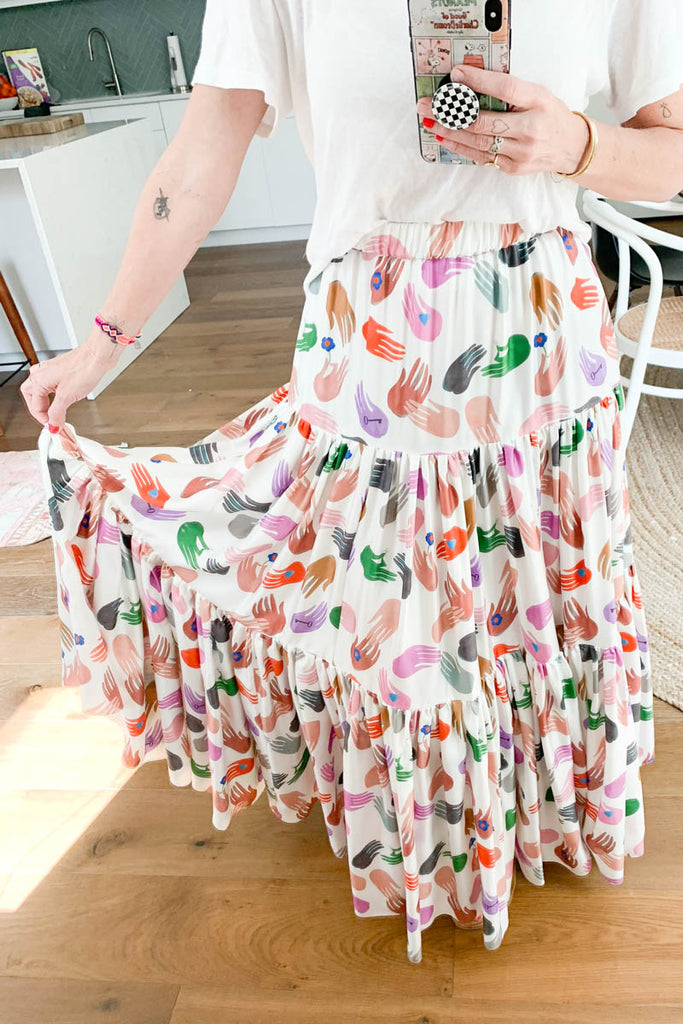 Billie Twill Skirt