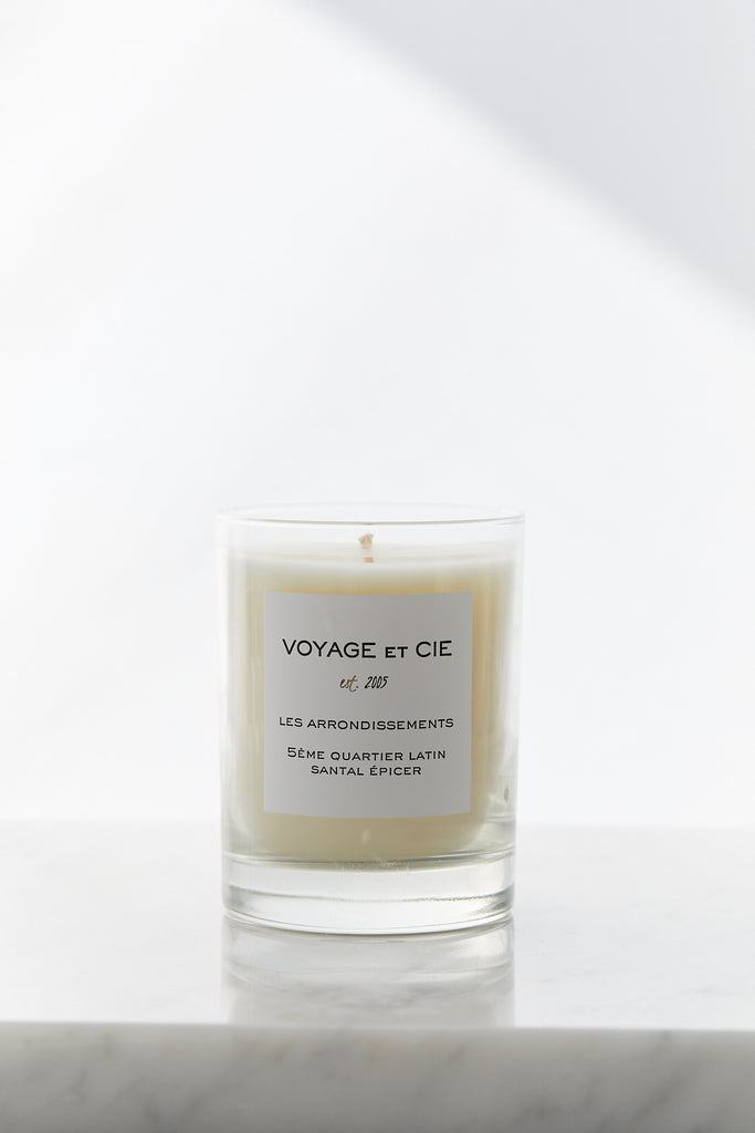 #5 Latin Quarter Santal Epicer Candle