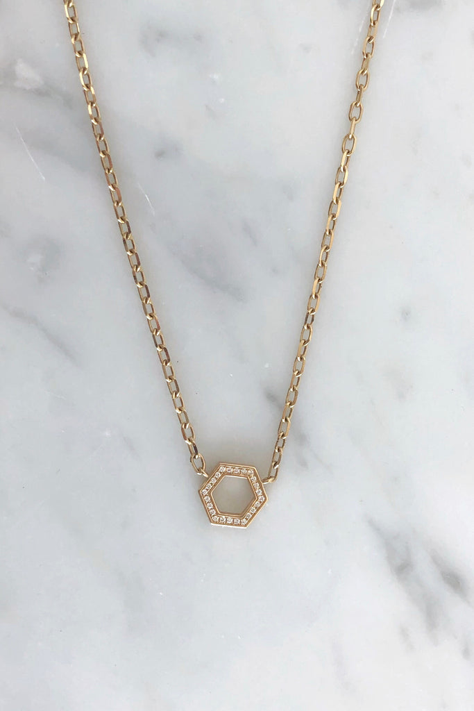 "18"" Diamond Foundation Necklace"