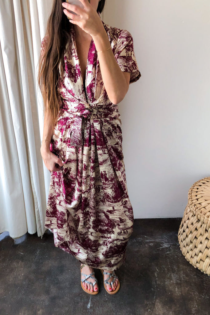 Jocelyn Dress
