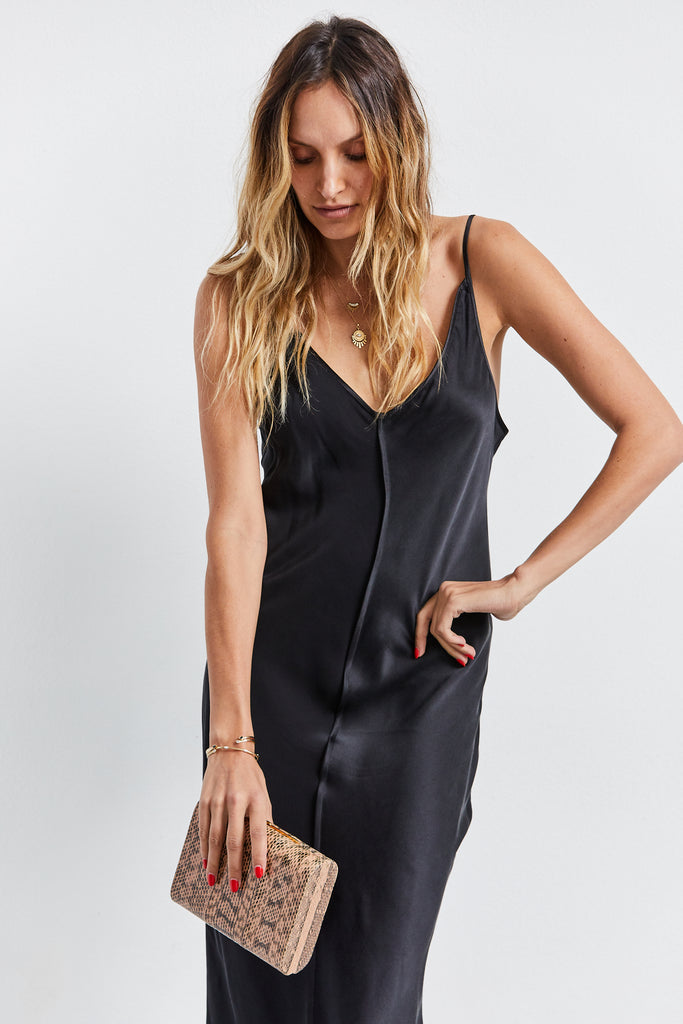 Quarter Slip Dress