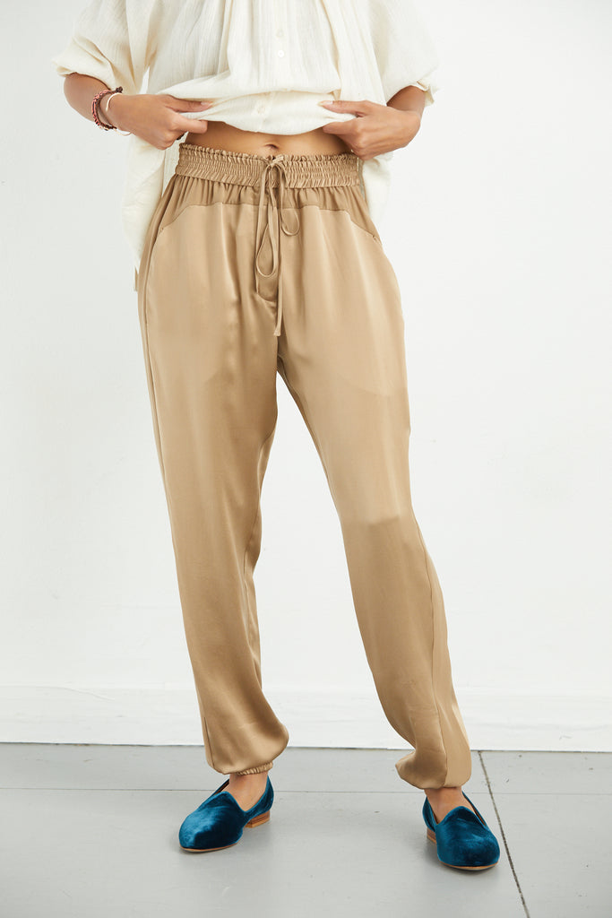 Silk Wave Sweatpants