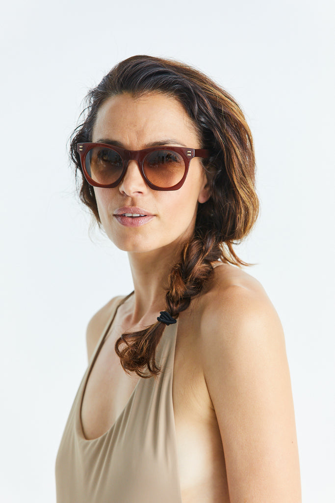 Aylin Brown Sunglasses