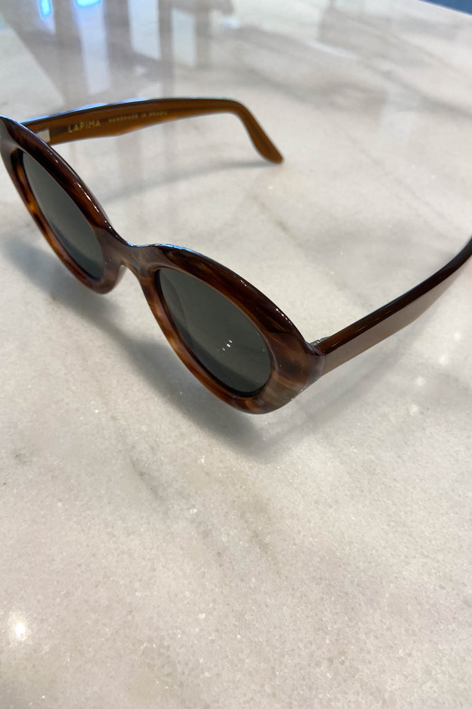 Rita Sunglasses, Almond