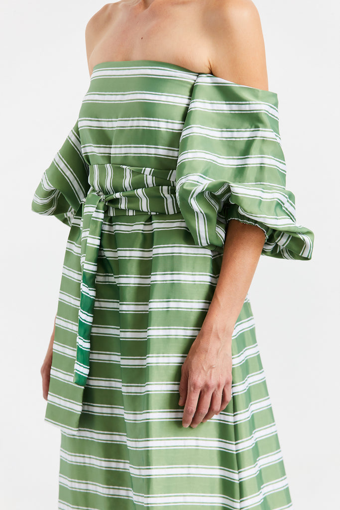 Rosie Bubble Sleeve Dress