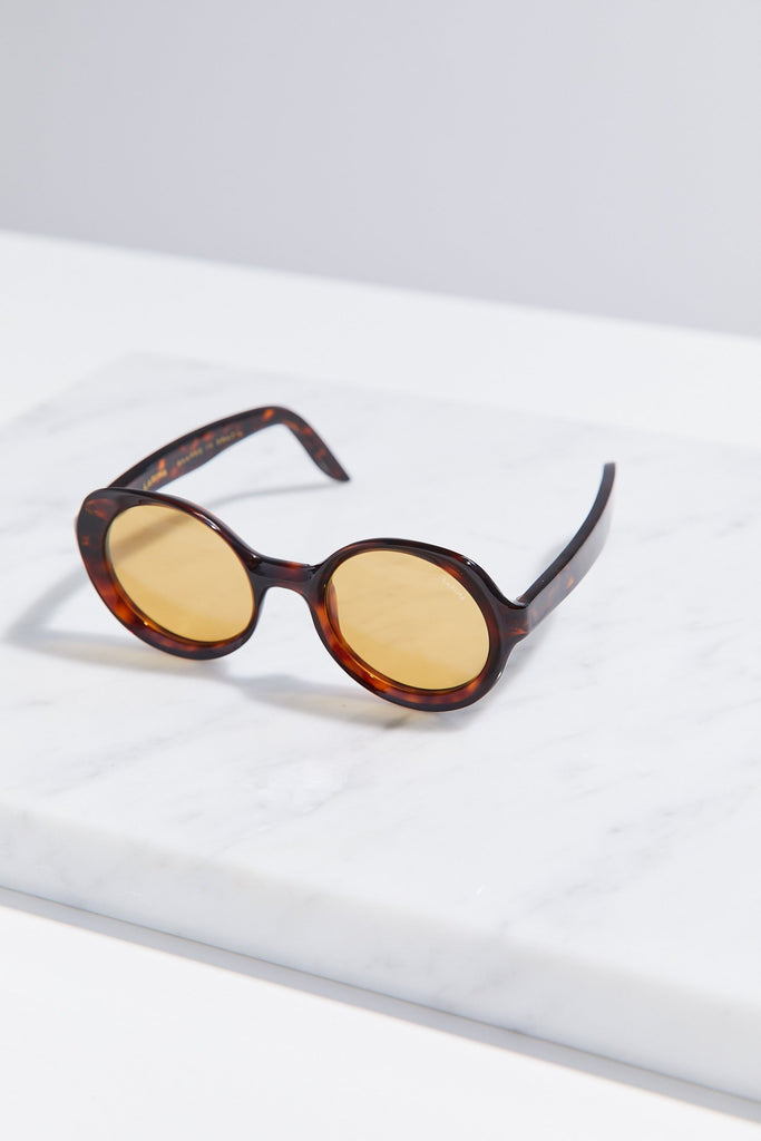 Carlota Sunglasses, Turtle