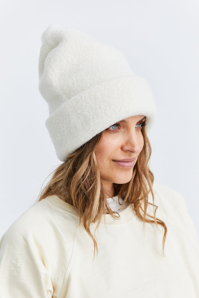 Carpenter Hat, White, O/S