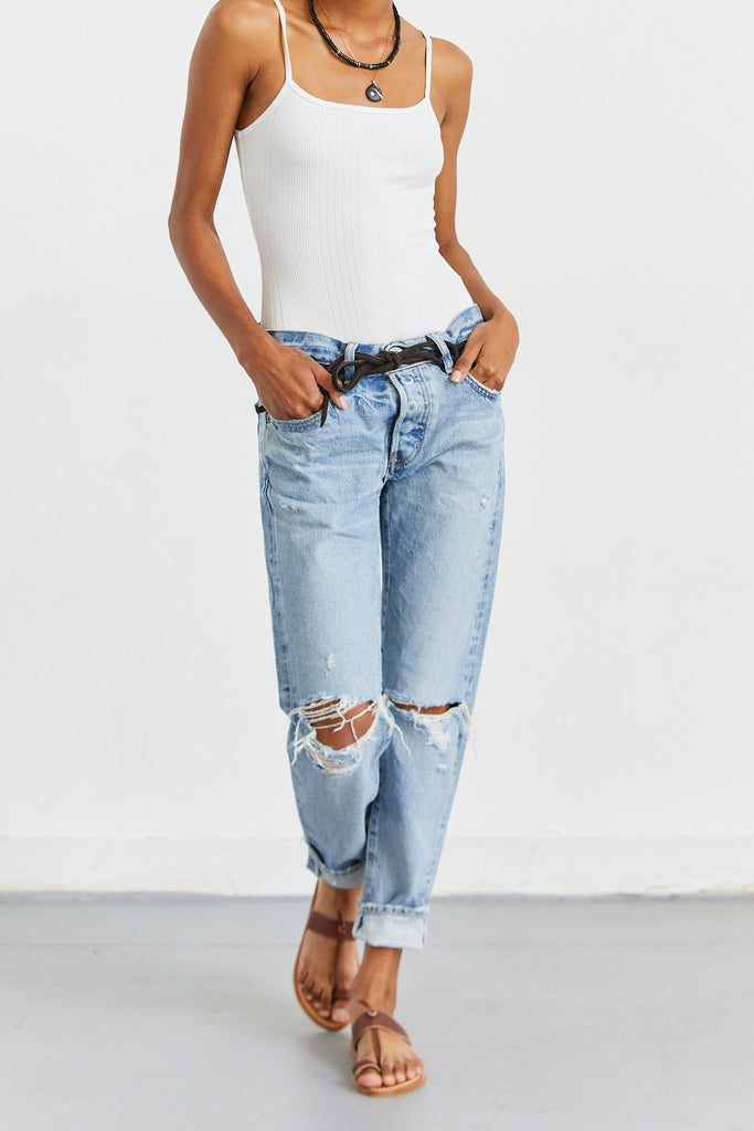 MV Jennie Tapered Jeans