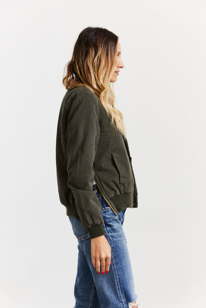 Neil Bomber Jacket