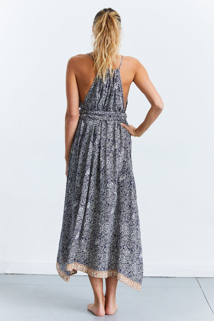Marlien Maxi Dress with Sash