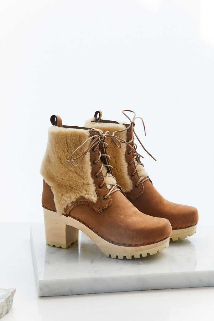 Audobon Lace Up Boot