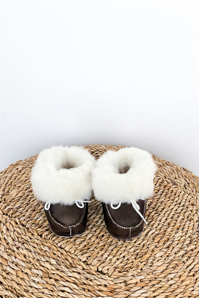 Gayle Baby Slippers