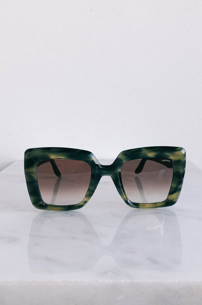 Teresa Sunglasses, Forest Gradient