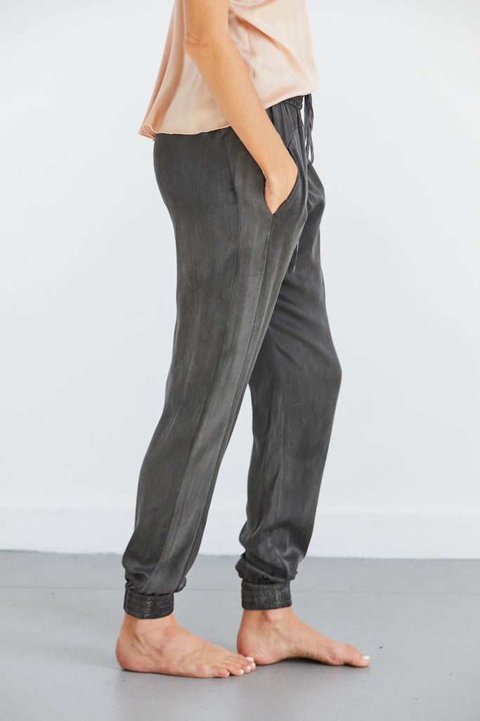 Silk Wave Sweat Pants