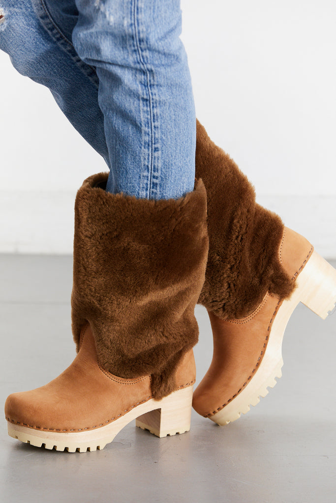 Alpha Shearling Boot
