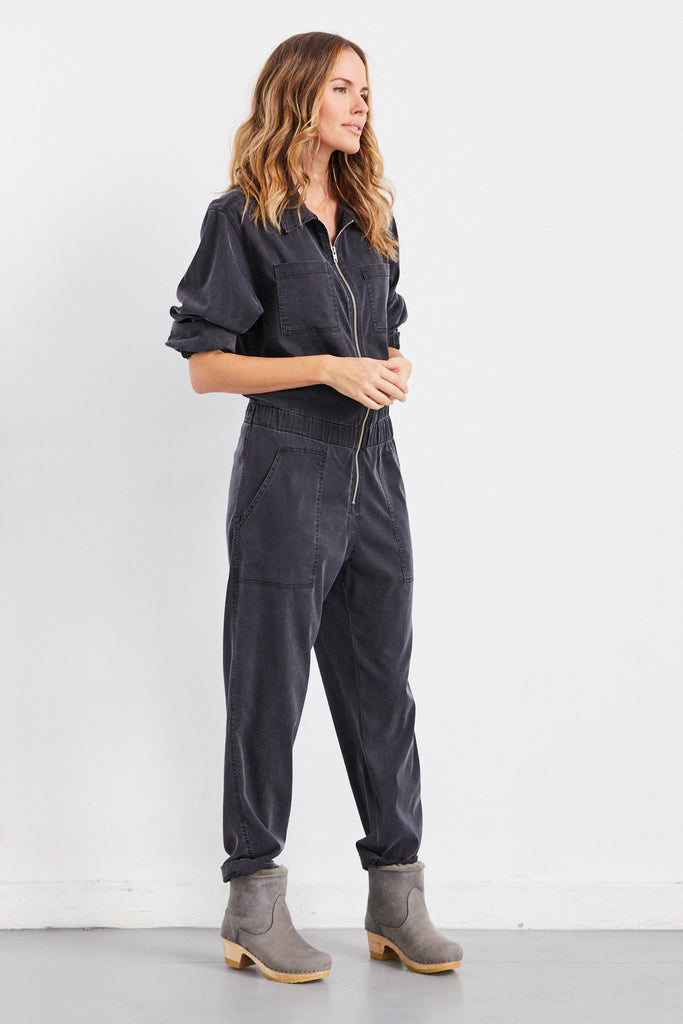 Front Zip Flightsuit