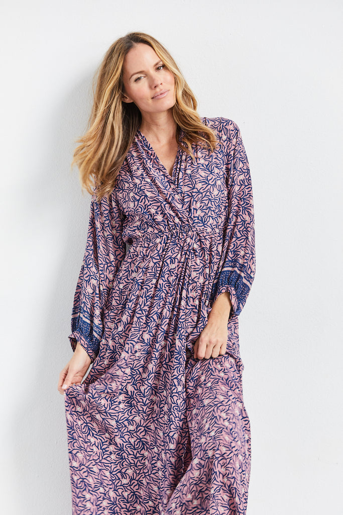 Nico Longsleeve Maxi Dress