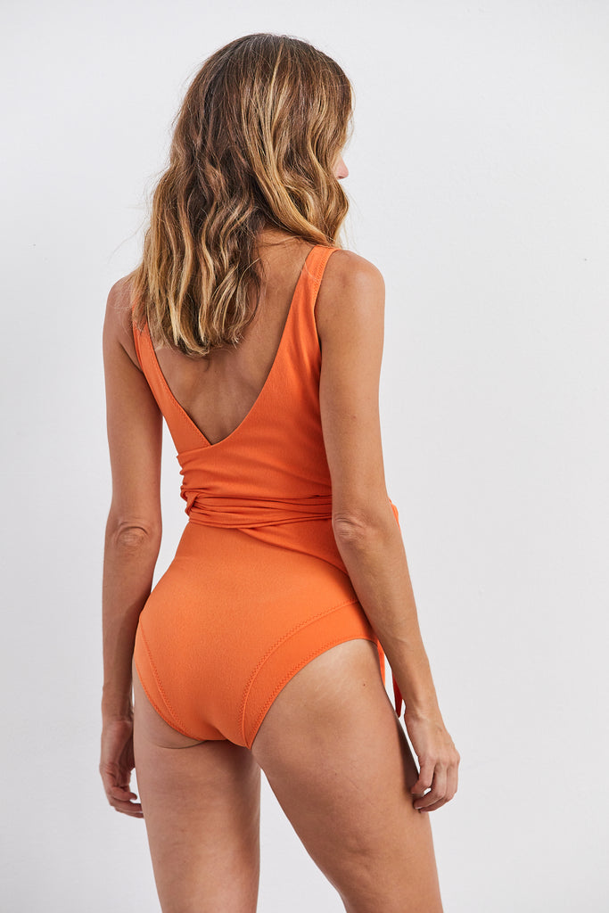 Dree Louise Maillot, Orange