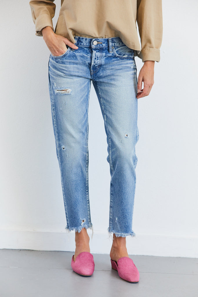 Kelley Tapered Jeans