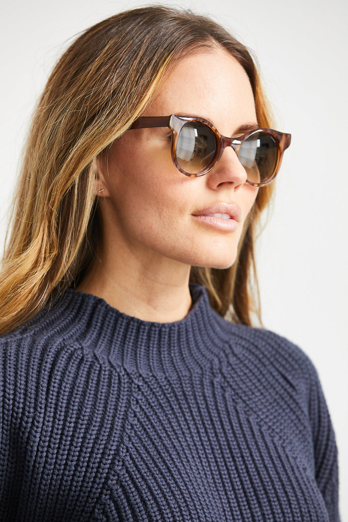 Darcy Sunglasses, Almond