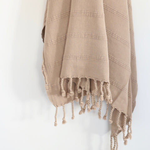 Turkish Towel, Faded Nude